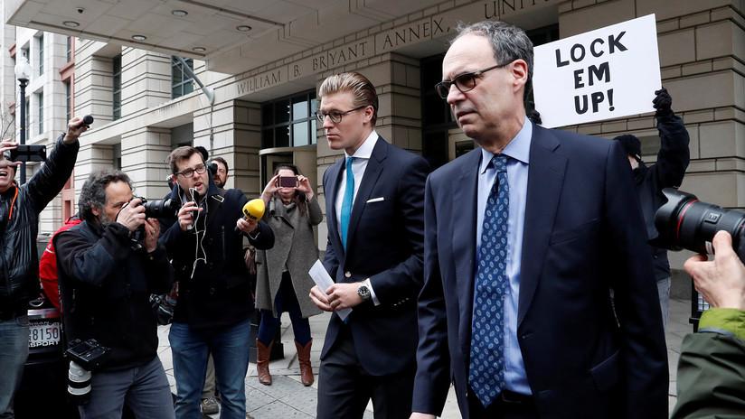 Primer sentenciado en el caso de la presunta interferencia rusa en las elecciones de EE.UU.
