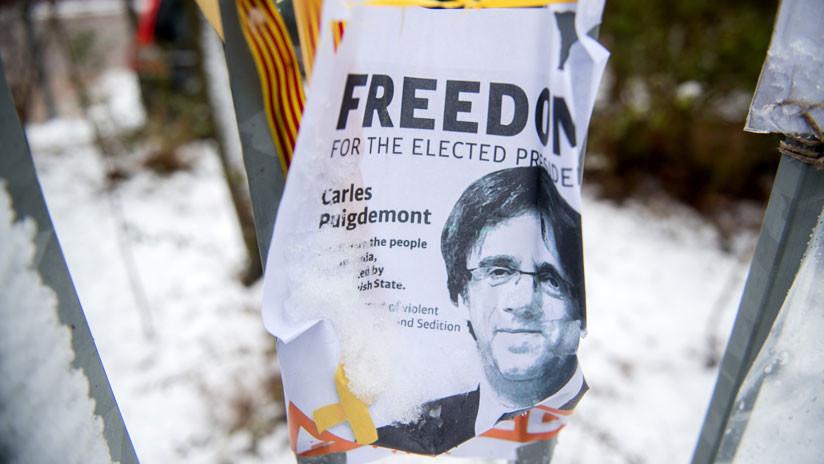 ¿Que pasaría si se confirma la extradición de Puigdemont a España?