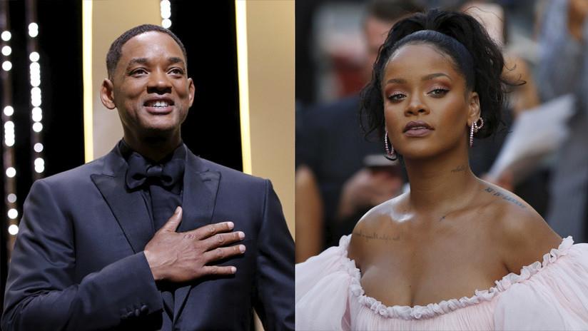 ¿Will Smith o Rihanna? Esta foto revienta las redes (y te hará dudar)