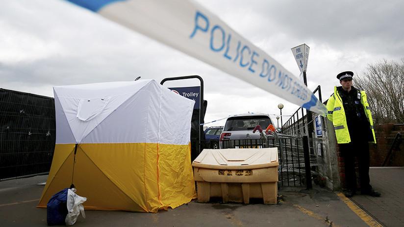 """Londres """"estima"""" que Rusia es culpable del caso Skripal, pese a la conclusión científica"""