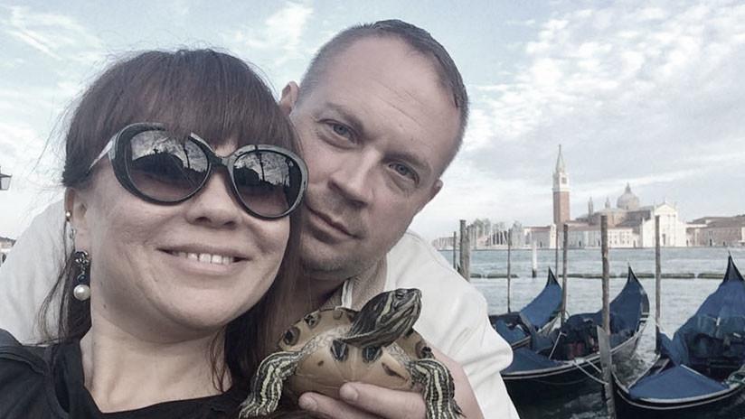 Un mayor retirado del Ejército de EE.UU. asesina a su esposa de origen ruso y se suicida