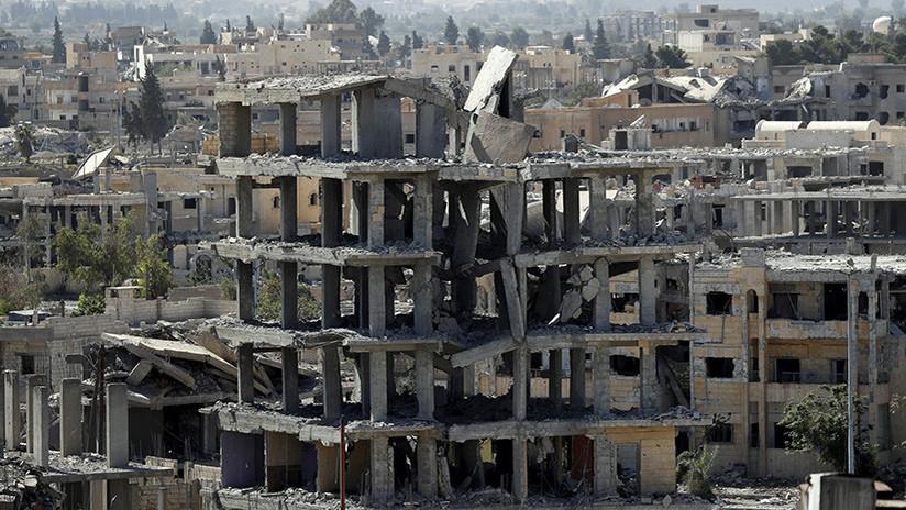 """""""EE.UU. intenta crear un cuasi-Estado en Siria, en la orilla oriental del río Éufrates"""""""