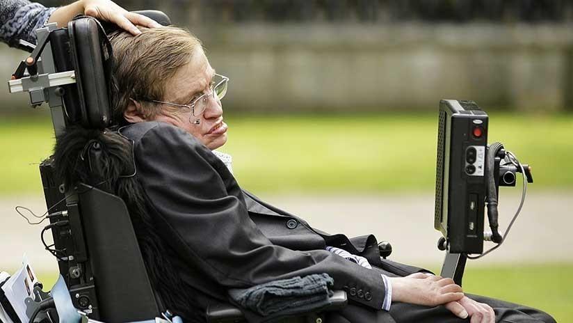 Este fue el último regalo de Stephen Hawking antes de morir