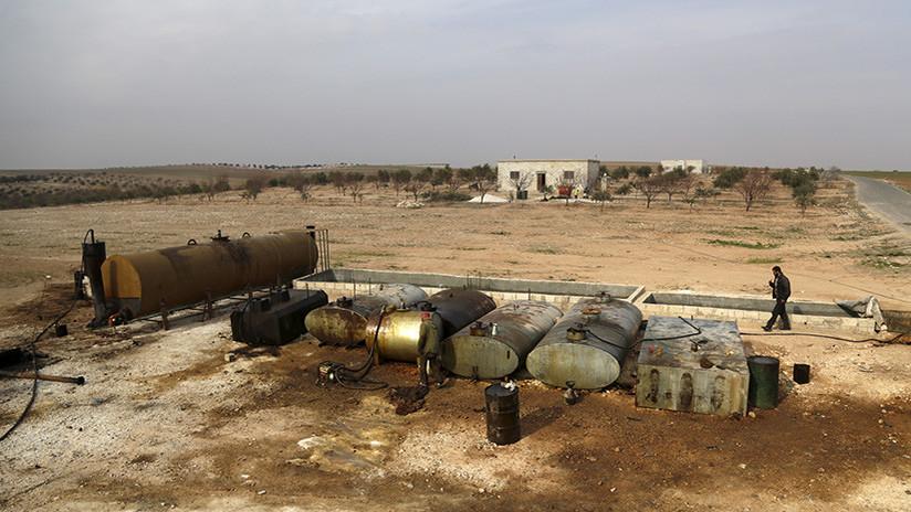 """""""Estados Unidos quiere controlar los yacimientos de petróleo de Siria y desmembrar el país"""""""