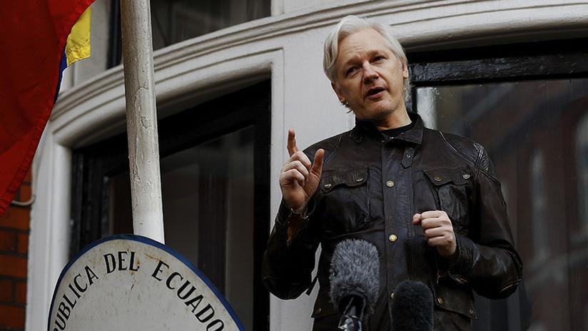 """""""Assange trabaja para la gente y ahora tenemos que salvarlo nosotros"""""""