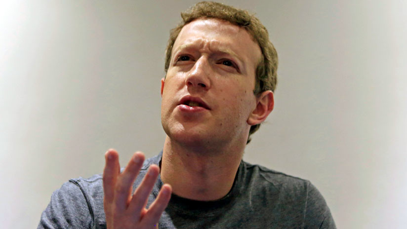 Zuckerberg testificará en el Congreso de EE.UU. el día 11 de abril