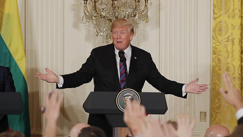 Trump admite que EE.UU. perdió una guerra comercial con China en el pasado