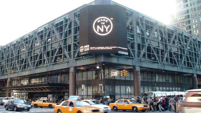 Evacuan una terminal de autobuses interestatales en Nueva York por un paquete sospechoso