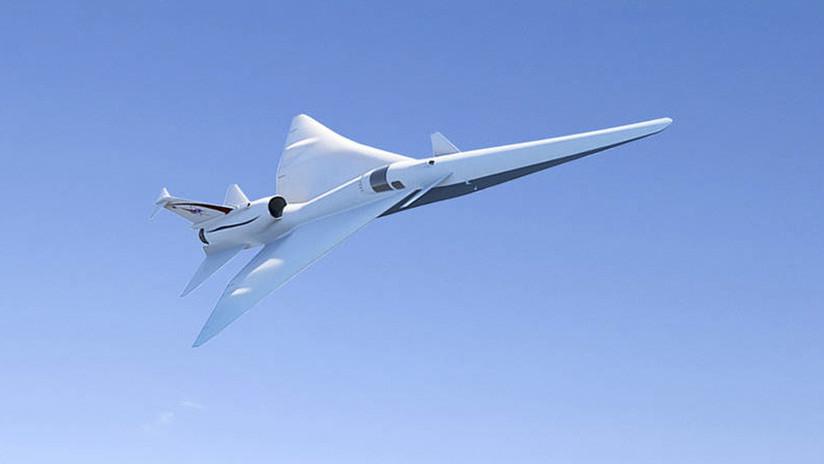 X-Plane: La NASA y Lockheed Martin ya fabrican un avión supersónico para vuelos comerciales