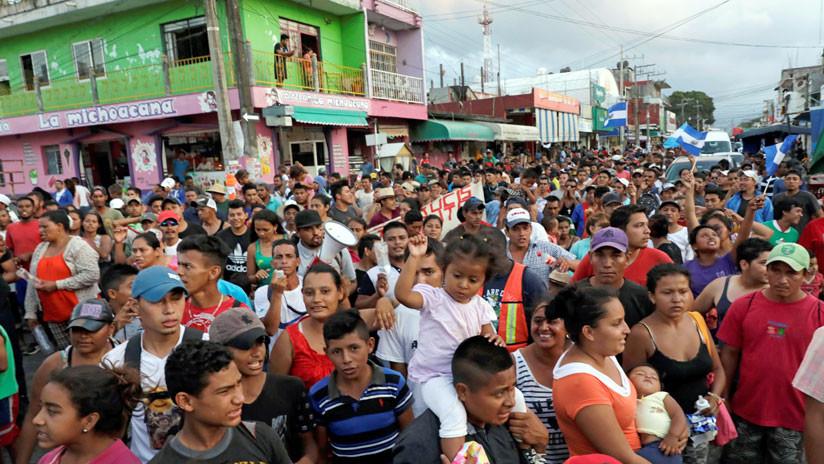 México: El 'Viacrucis Migrante' no llegará a la frontera con EE.UU.
