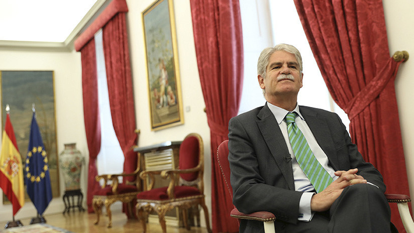"""España: """"Nuestro objetivo es recuperar Gibraltar pero no vamos a usar el 'Brexit' como rehén"""""""