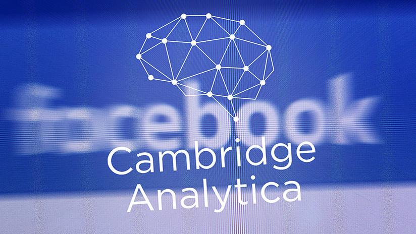 Facebook: Datos de hasta 87 millones de personas pudieron ser compartidos con Cambridge Analytica