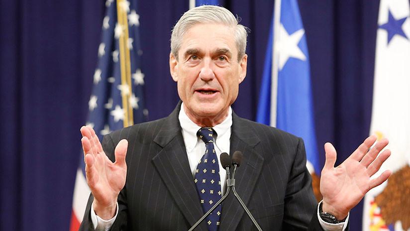 Reportan que el fiscal especial Mueller interrogó a oligarcas rusos por supuesta injerencia en 2016