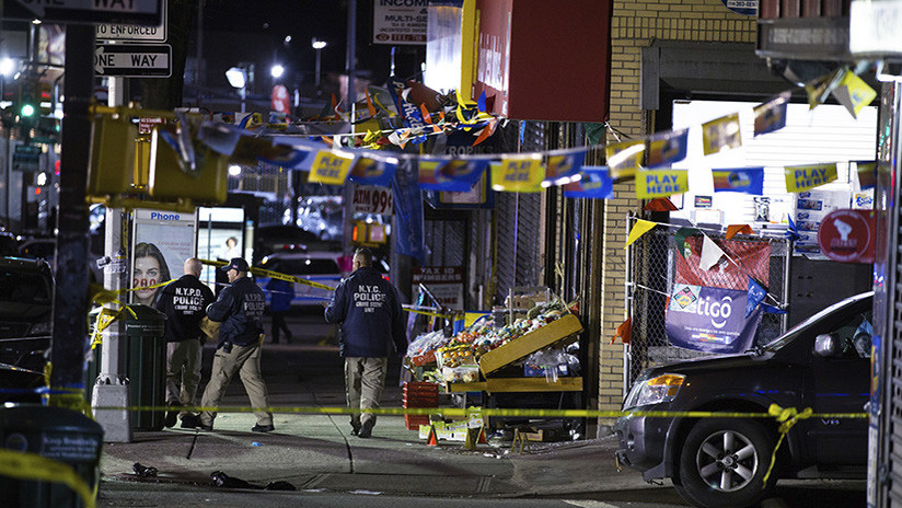 La Policía mata a un hombre al confundir un tubo de metal con una pistola en EE.UU.