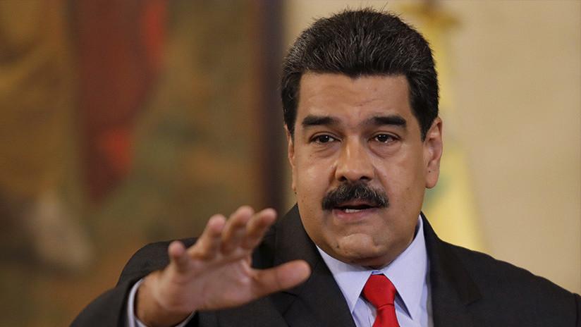 """Maduro denuncia la condena de Lula de Silva: """"Duele el alma esta injusticia"""""""