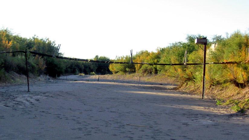El Atuel, la historia del río robado en Argentina