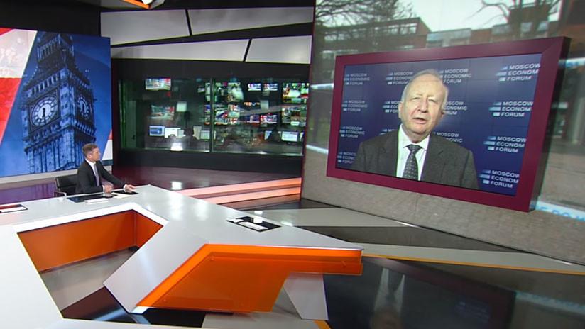 """El exvicepresidente de la OSCE: El Reino Unido se comporta como un """"Estado mafioso"""" hacia Rusia"""