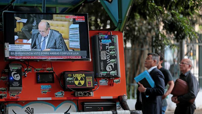 Brasil: ¿Qué opciones tiene Lula da Silva después de que le negaran el 'habeas corpus'?