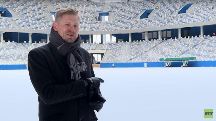 El exportero Peter Schmeichel lanza un programa en RT sobre el Mundial de Rusia 2018