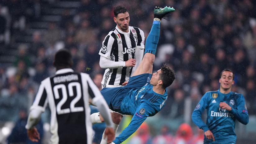 VIDEO: Periodista argentino intenta emular el gol de chilena de Ronaldo... pero algo salió mal