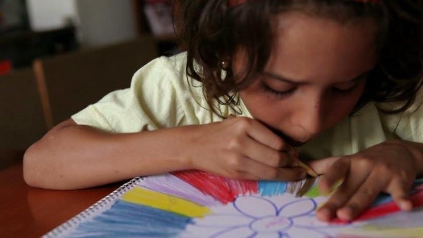Helena, la niña que sensibiliza sobre el autismo