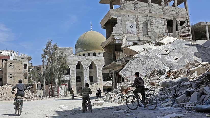 Las agencias gubernamentales sirias restablecen sus servicios en Guta Oriental