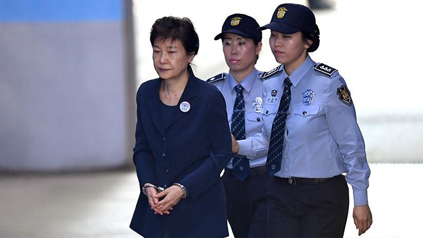 Dan 24 años de prisión a Park Geun-hye, ex presidenta surcoreana