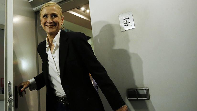 El director del máster de la presidenta de Madrid admite que se le pidió que modificara documentos