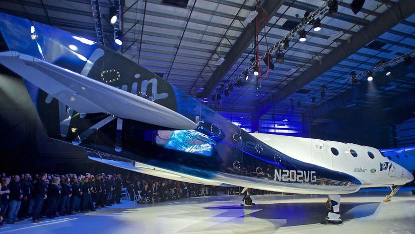VIDEO: La nave turística de Virgin Galactic completa su primer vuelo supersónico