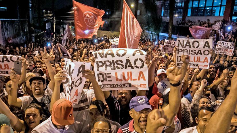 Brasil: Lula da Silva no entrará voluntariamente a la cárcel