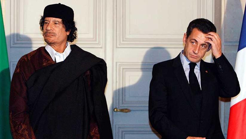 Exayudante de Gaddafi revela a RT el secreto que cambió la vida de Sarkozy