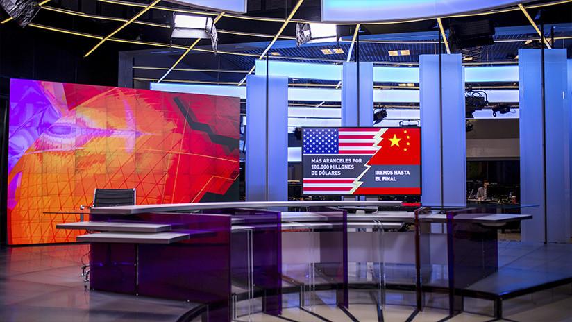 RT en Español lanza su canal en el paquete de Movistar en Perú