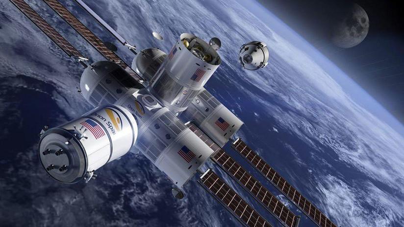 """""""Cientos de atardeceres en 12 días"""": Así será el primer hotel espacial de lujo a precio 'económico'"""