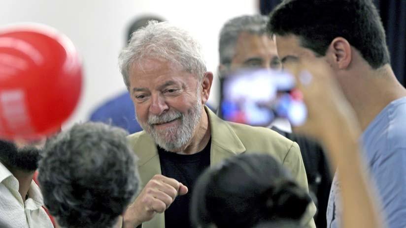 La defensa de Lula da Silva acude a la ONU para evitar su encarcelamiento