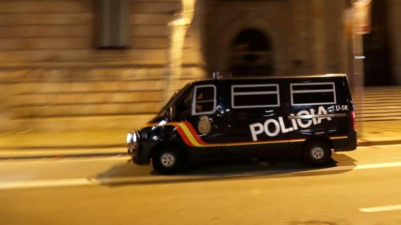 Asesinado de un disparo en la cabeza un hombre en el centro de Madrid