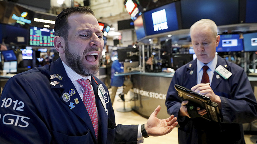 Los mercados de valores de EE.UU. caen por el temor a una guerra comercial con China