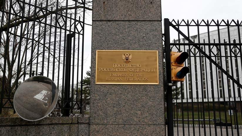 """""""Las sanciones de EE.UU. van dirigidas contra el pueblo ruso"""""""