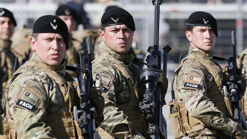 Militares chilenos revelan tres áreas de interés para la cooperación con las empresas extranjeras