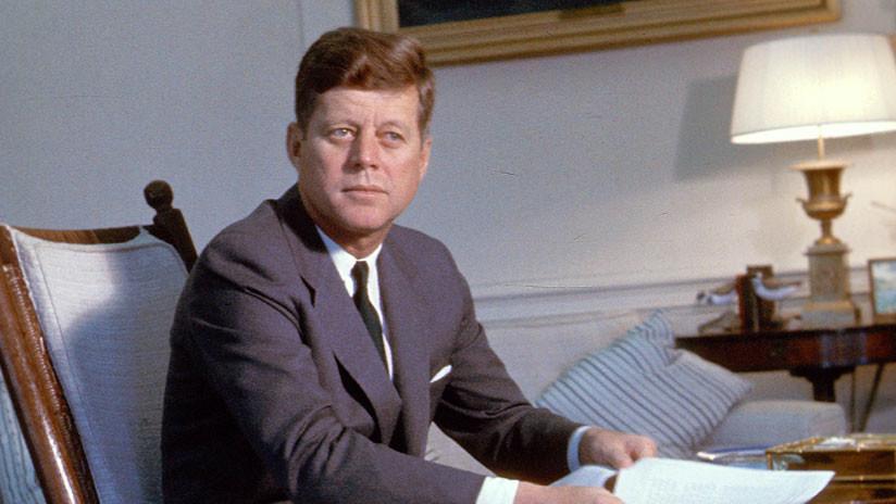 Subastan un mapa secreto de Kennedy de la Crisis de los misiles en Cuba