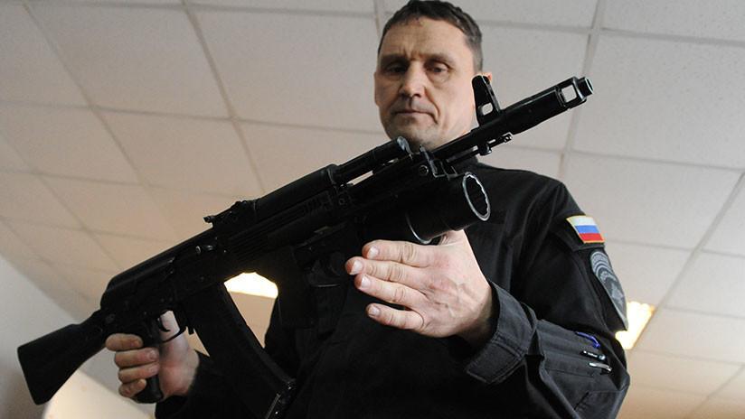 Así funciona un rifle AK-47 (animación en 3D)