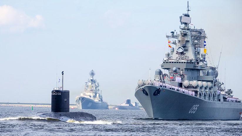 ¿Qué tan poderoso es el principal crucero misilístico ruso en comparación con el de EE.UU.?