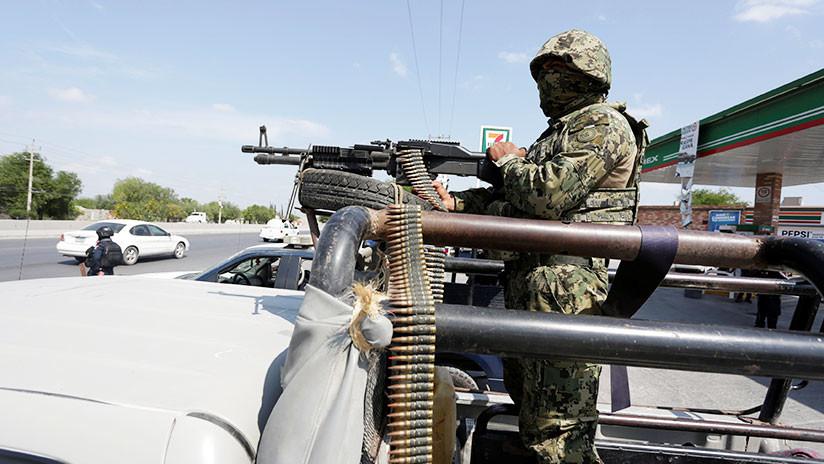 México: La Marina asume la responsabilidad por la muerte de 3 civiles en fuego cruzado con una banda