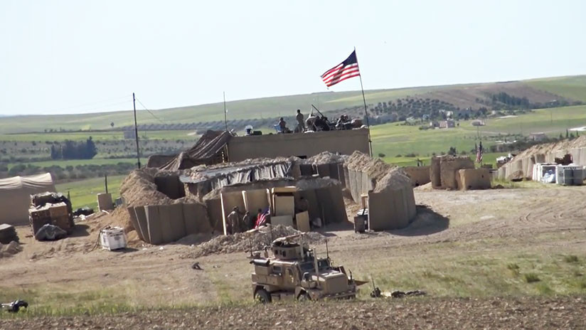 """""""La coalición viene por los turcos"""": EE.UU. aumenta las fuerzas en el norte de Siria (VIDEO)"""