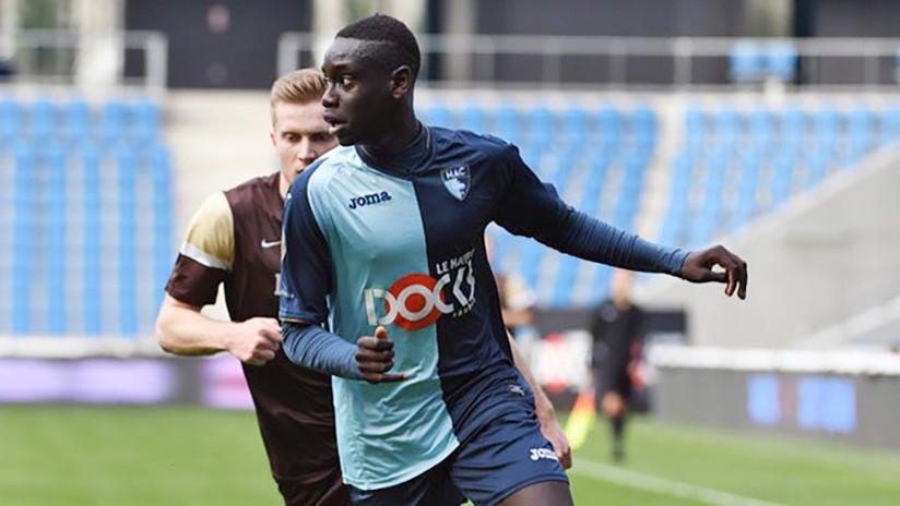 Muere un futbolista de 18 años del club Le Havre de Francia
