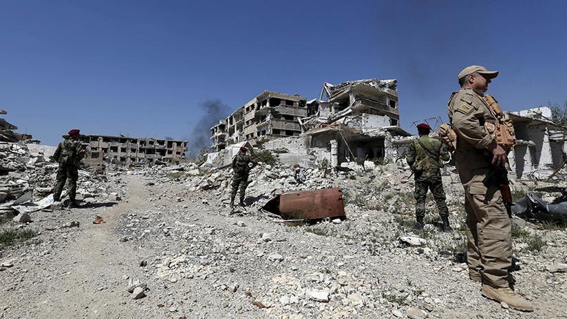 El Gobierno sirio reanuda las conversaciones con el grupo extremista Yeish al Islam