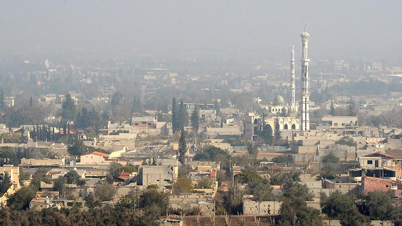 Siria: El grupo extremista Jaysh Al Islam acepta abandonar Duma