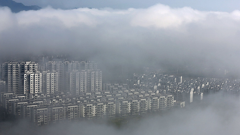 Lluvia 'made in China': Pekín lanza el proyecto más ambicioso de lluvia artificial del mundo