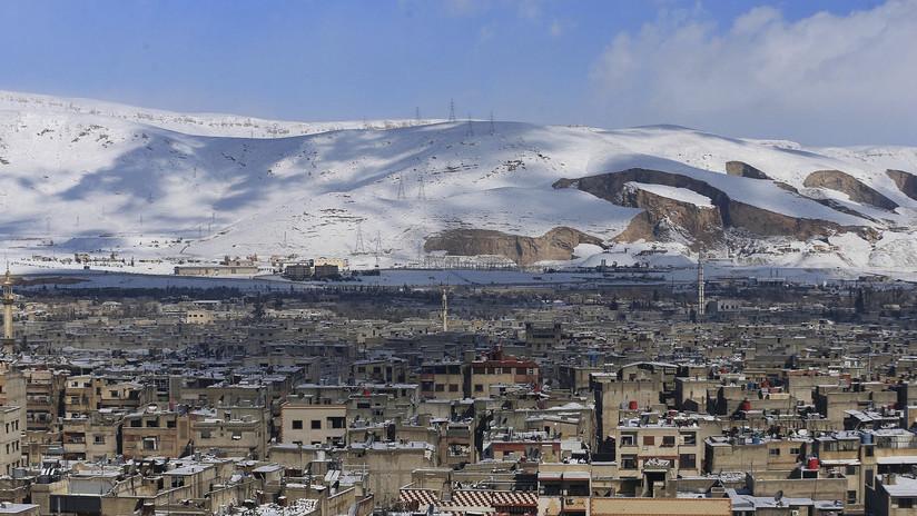 """Irán tacha de """"conspiración"""" las informaciones sobre un ataque químico en Siria"""