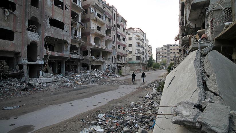 ¿Planea EE.UU. atacar Siria nuevamente tras el supuesto ataque químico en la ciudad de Duma?
