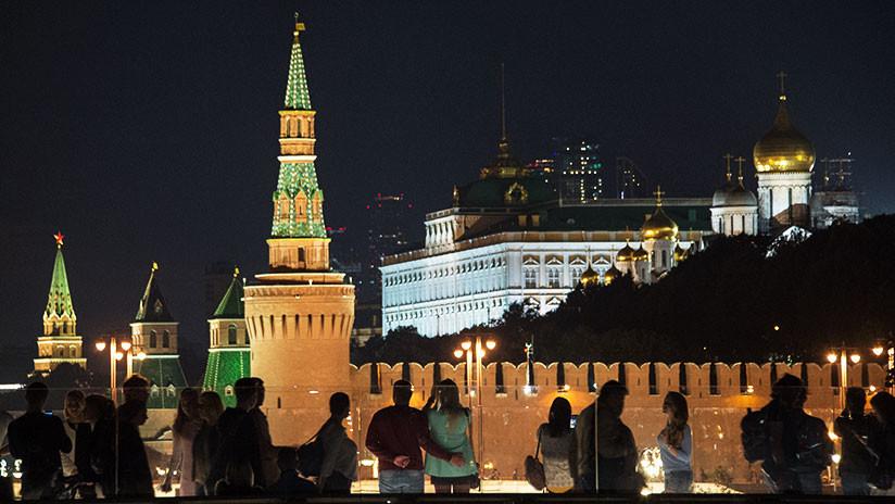 """""""EE.UU. decidió declarar a Rusia como el imperio del mal"""""""